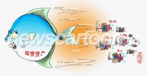 群鱼吃大鱼图片,小鱼吃大鱼漫画_新编小鱼吃大鱼