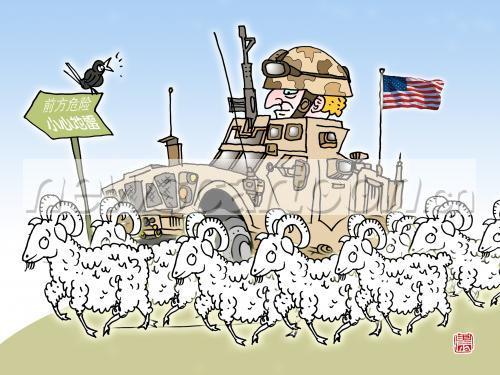 > 漫画; 羊群卡通图片;