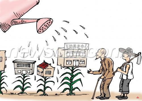 人口老龄化的积极影响_刚刚,莫天全回答了3个问题 引发房地产市场深思