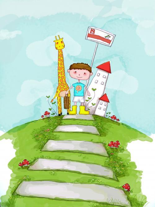 家园儿童画环保图片大全_绘画作品_儿童  小学生环保画大全图片,动漫